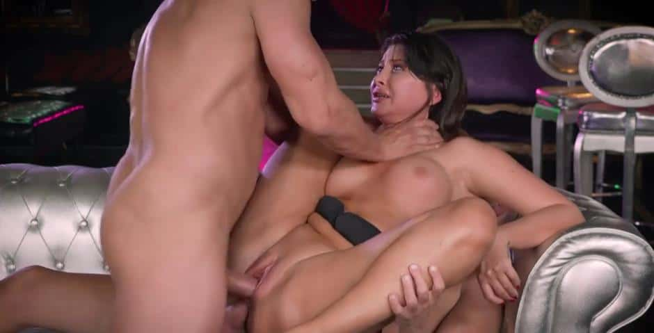 anna polina en double penetration