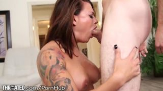 le ramonage de gorge d'eva angelina