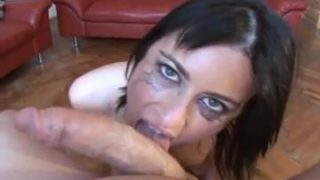 Du sexe brutal pour cecilia vega
