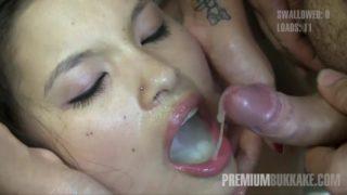 miyuki son avale du sperme a la chaine